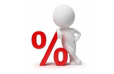 Процент от зарплаты