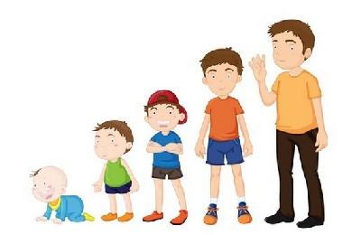 Взросление детей